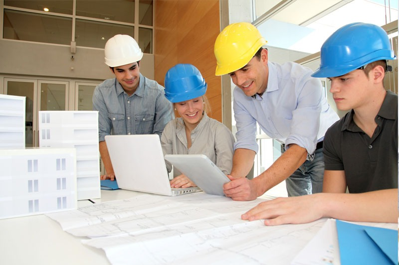 """he project """"Transforming VET in Construction – Innovative Materials for Building and Energy Efficiency"""""""